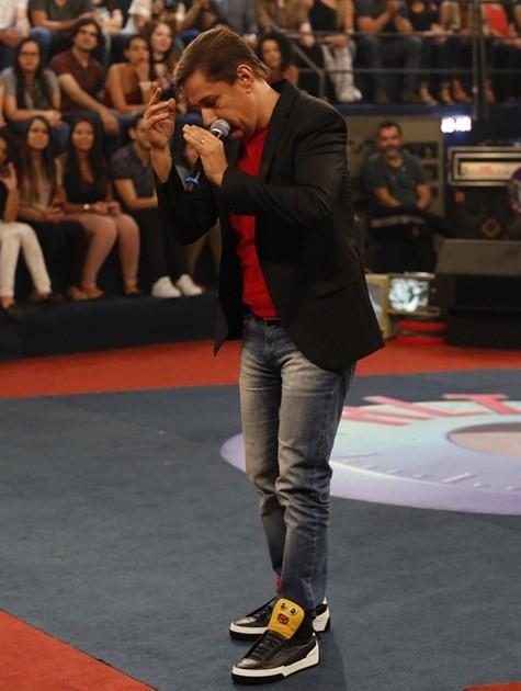 Tom Cavalcante (Foto: TV Globo)