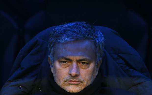 José mourinho real madrid getafe (Foto: Agência Reuters)