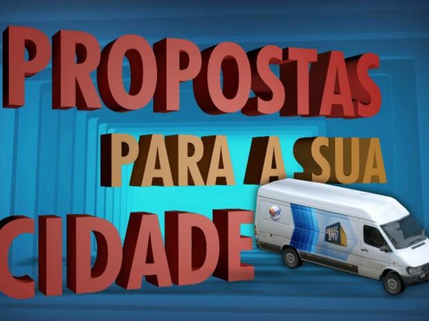 Redação Móvel da EPTV ouvirá moradores de 16 cidades na região de Ribeirão Preto (Foto: Arte/EPTV)