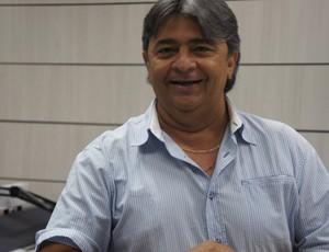 Aldeone Abrantes, presidente do Sousa (Foto: Renata Vasconcellos)