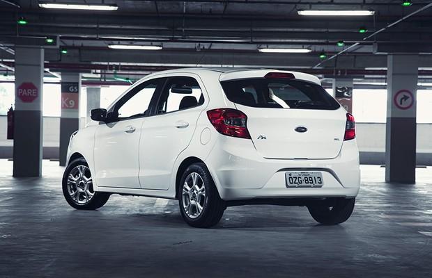 Novo Ford Ka  Foto Fabio Aro Autoesporte