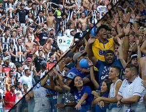Carrossel torcidas Cruzeiro Atlético-MG