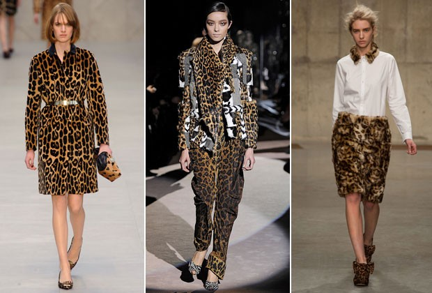 BURBERRY PRORSUM, TOM FORD E SIMONE ROCHA  (Foto:  Imax TREE)