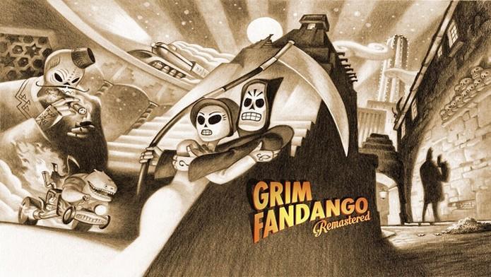 Veja a análise de Grim Fandango Remastered (Foto: Divulgação)