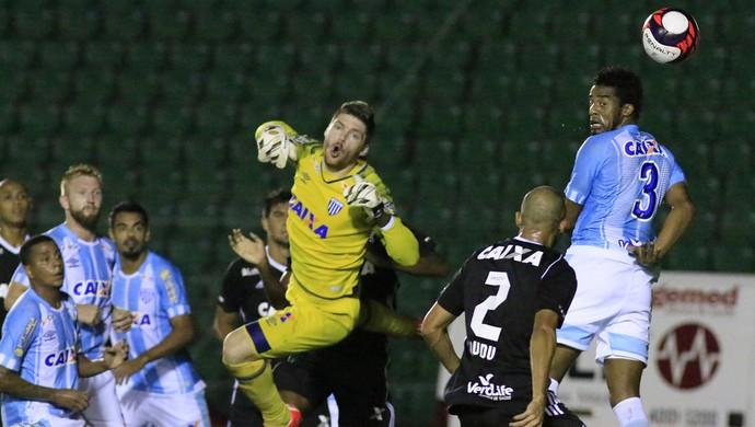 Figueirense x Avaí (Foto: Luiz Henrique/Figueirense FC)