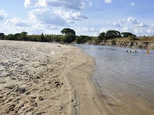 Ações educativas visam manter as praias e balneários de Boa Vista limpos (Foto: Divulgação/Prefeitura de Boa Vista)