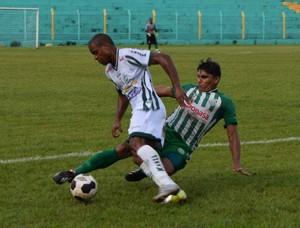 O Tocantinópolis foi eliminado pelo Luverdense na Copa Verde (Foto: Divulgação)