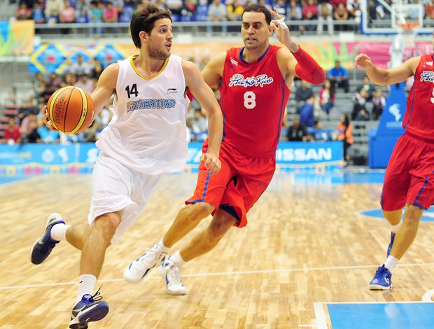 Nicolas Laprovittola basquete Argentina (Foto: Getty Images)