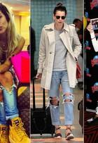 Veja vídeo e aprenda a fazer seu jeans destroyed, moda entre famosas