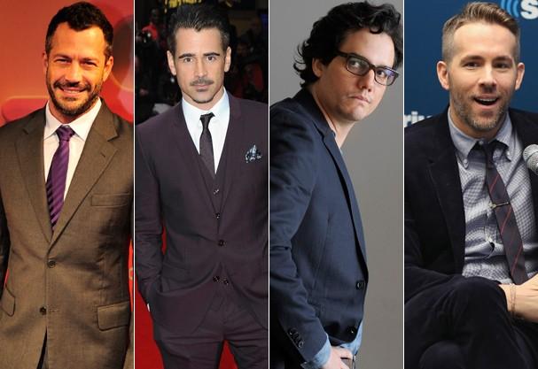Os guapos que completam 40tão este ano (Foto: Montagem/Glamour)