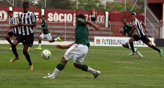 agora é na baixada (Cesar Greco/Ag Palmeiras/Divulgação)
