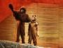 Teatro Bradesco Rio recebe o musical 'O Rei Leão' durante o fim de semana