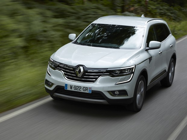 Renault Koleos (Foto: Divulgação)
