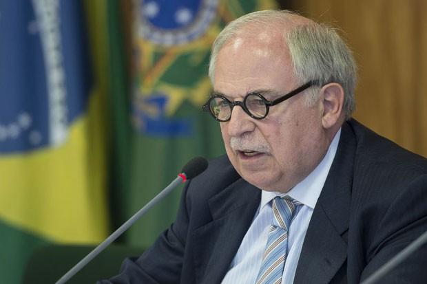Marco Aurélio Garcia (Foto: Agência Brasil)