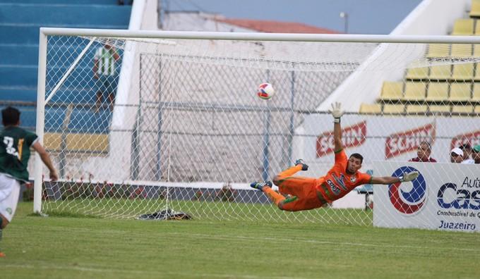Icasa, Salgueiro, Série C, romeirão (Foto: Normando Sóracles/Agência Miséria de Comunicação)