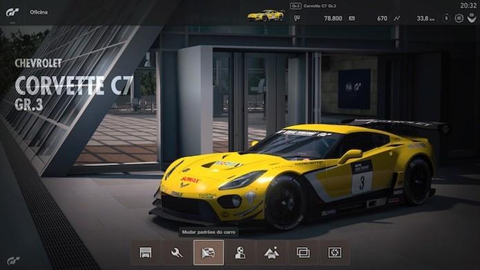Gran Turismo Sport (Foto: Reprodução/Victor Teixeira)
