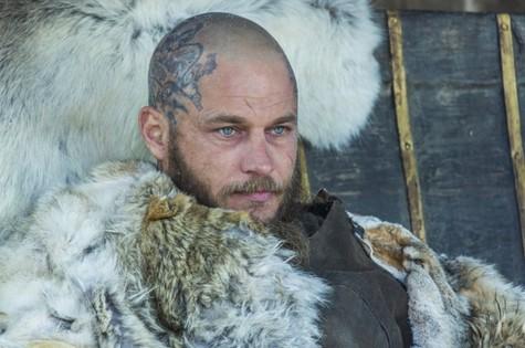 Ragnar Lothbrok (Travis Fimmel) (Foto: Reprodução )