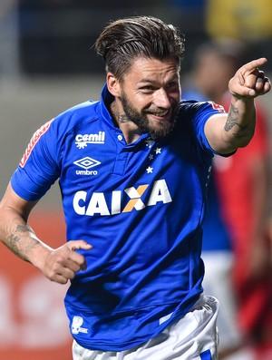 Rafael Sobis; Cruzeiro (Foto: Pedro Vilela/Light Press)