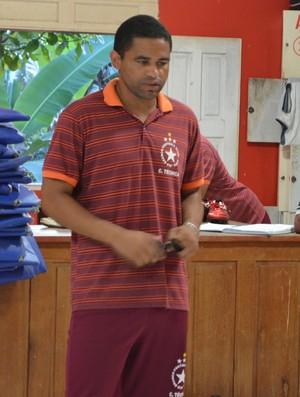Nei Gaúcho, Rio Branco-AC (Foto: Duaine Rodrigues)
