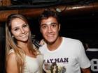 Filha de Renato Gaúcho e Romarinho curtem festa no Rio
