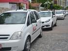 Ponto de táxi em bairro da orla de João Pessoa é alvo de arrastão
