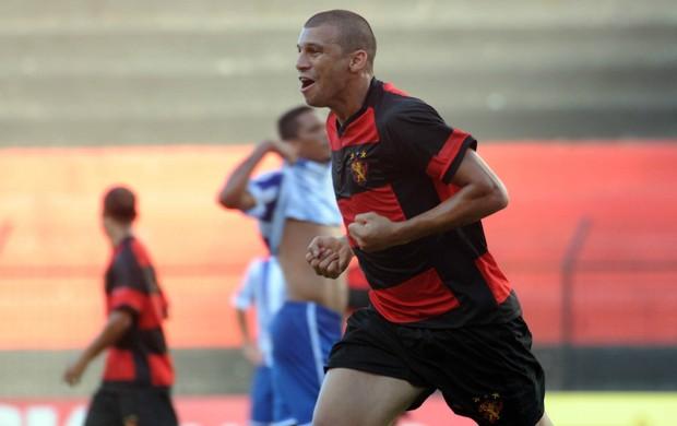 Sport x CSA Neto Baiano (Foto: Aldo Carneiro / Pernambuco Press)