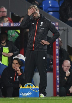 Klopp - Liverpool (Foto: Reuters / Toby Melville)