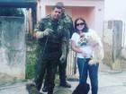 Guarda Ambiental resgata três cães abandonados em casa de Campos