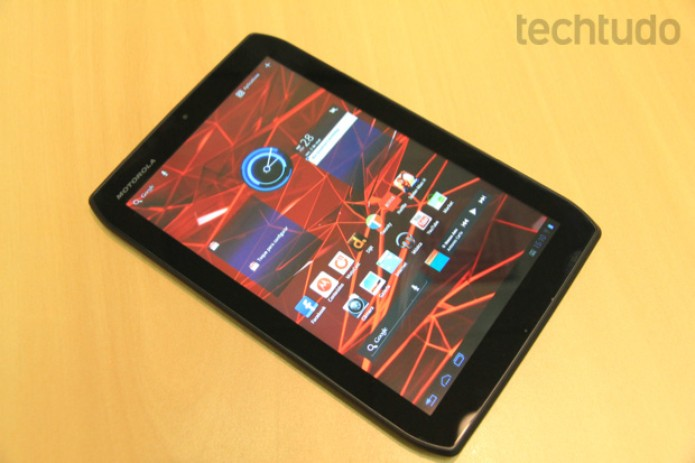 Motorola Xoom 2 Media Edition (Foto: Rodrigo Bastos/TechTudo)