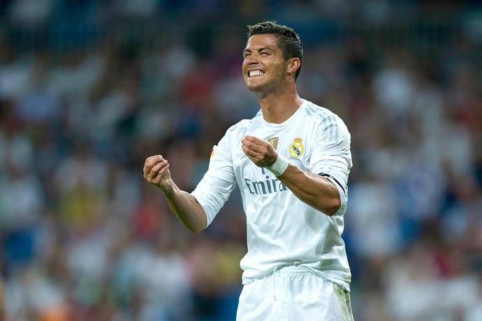Cristiano Ronaldo Real Madrid Galatasaray (Foto: Getty Images)