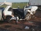 Morre segunda vítima de colisão frontal em rodovia de Taquaritinga, SP