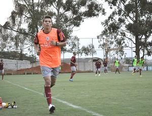 Bruno Nazário treino América-MG (Foto: Divulgação / Site Oficial do América-MG)
