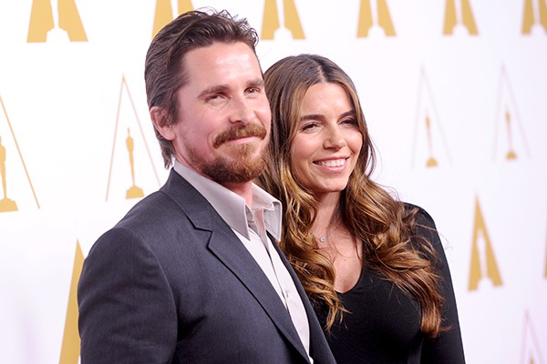Christian Bale e Sibi Blažić (Foto: Getty Images)