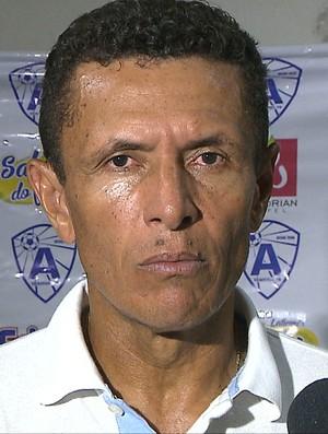 Paulo Sales, Atlético-PB, Atlético de Cajazeiras (Foto: Reprodução / TV Paraíba)