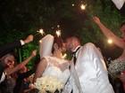 Veja detalhes do casamento de Julia Diniz, afilhada de Zeca Pagodinho