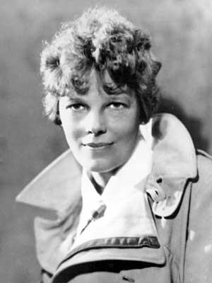 Amelia Earhart  (Foto: Arquivo / AP Photo)