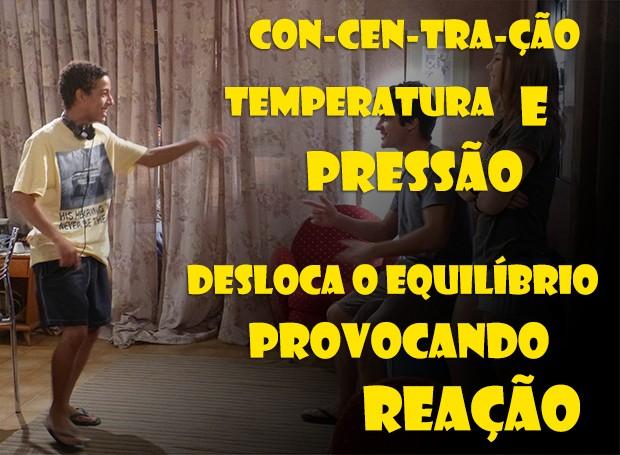Pilha é aluno nota 10! (Foto: Malhação / TV Globo)