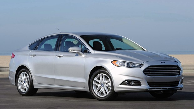 Ford Fusion 2013 (Foto: Ford)