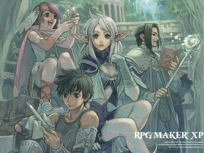 RPG Maker XP (Foto: Divulgação)