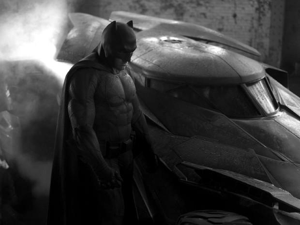 Ben Affleck como Batman em cena de 'Batman vs Superman: A origem da justiça' (Foto: Divulgação)