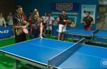 Federação de tênis de mesa ganha materiais da Rio 2016