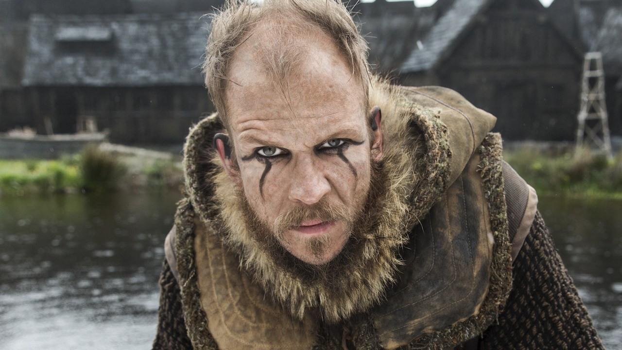 Cena da série 'Vikings' (Foto: Divulgação)