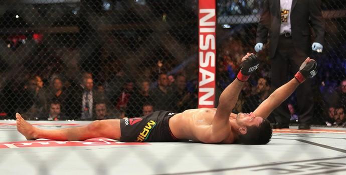 Demian Maia - UFC 198 (Foto: Giuliano Gomes/PR PRESS)