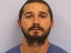 Shia LaBeouf é detido no Texas por intoxicação pública; veja mugshot