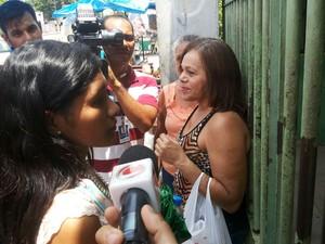 ENEM 2015 - SÁBADO BELÉM (PA) Horário de verão confundiu candidata, que perdeu a prova (Foto: Thais Rezende/G1)