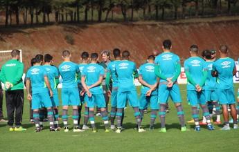 Sem Arthur Maia, Chape relaciona 21 jogadores para enfrentar o Botafogo
