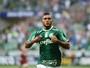 Palmeiras acelera em goleada na arena e ganha referência com Borja