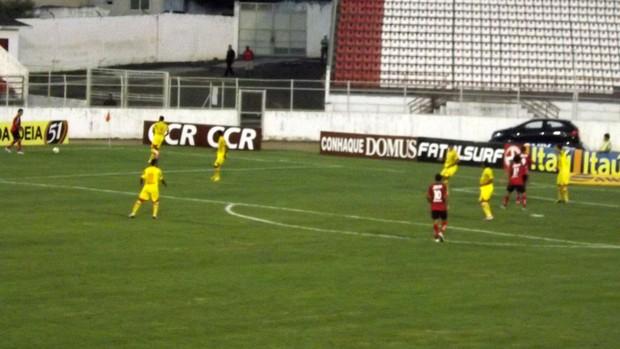 Ituano x Atlético Sorocaba - Paulistão (Foto: Natália de Oliveira/Globoesporte.com)