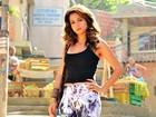 Nanda Costa vive sua primeira protagonista: 'Medo eu tenho, mas vou me jogar'