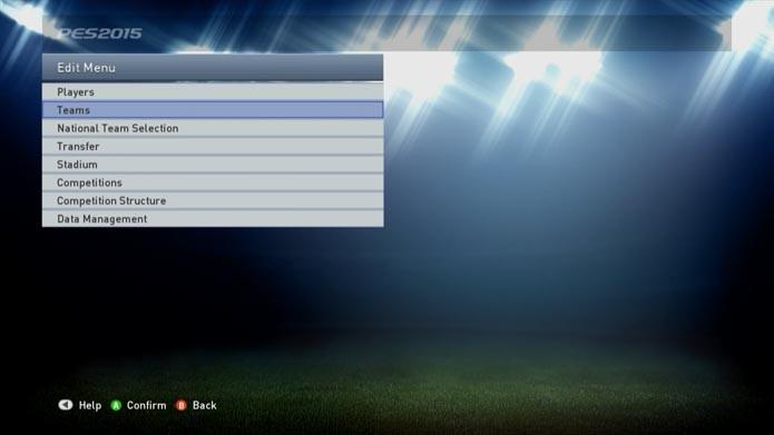 50a132ea03234 PES 2015  como editar uniformes e nomes de times genéricos do jogo ...